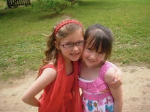 Ashley Rose & Cadie